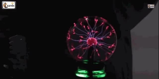 Watch and share Plasma Ball Lights Lightbulb GIFs by ibleeedorange on Gfycat