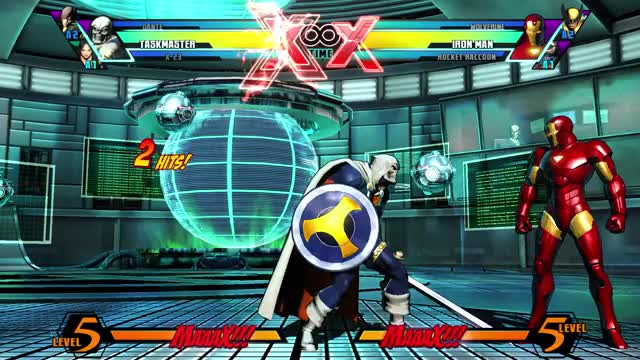 Watch and share ULTIMATE MARVEL VS. CAPCOM 3 2020-03-19 00-31-21 Trim GIFs by mattysacs on Gfycat