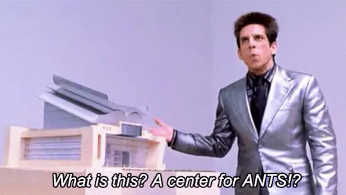 Watch and share Center For Ants Zoolander GIFs on Gfycat