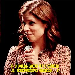 Watch and share Comedy Bang Bang GIFs and Anna Kendrick GIFs on Gfycat
