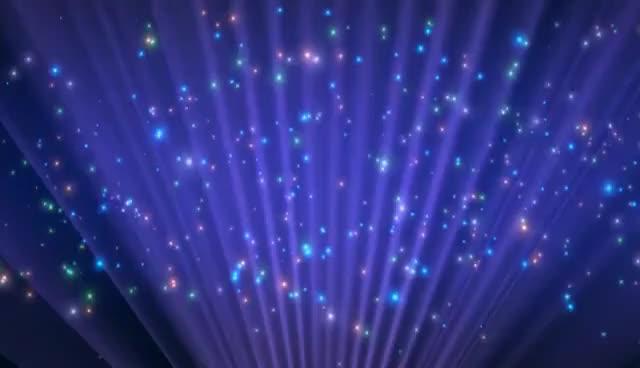 Watch and share ✔30:00Min. *Falling Stars* Spotlight FREE HD Backdrop AA VFX GIFs on Gfycat