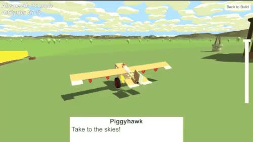 Watch and share When Pigs Fly GIFs and Indie Gaming GIFs on Gfycat