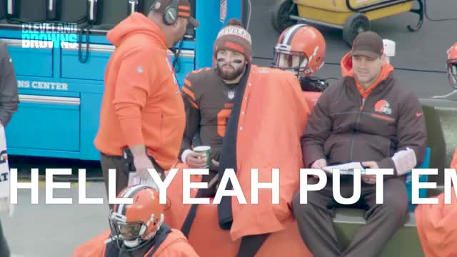 Watch and share Baker Mayfield GIFs on Gfycat