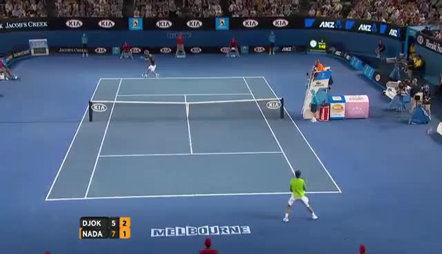 Watch Tennis GIF on Gfycat. Discover more gif, tennis GIFs on Gfycat