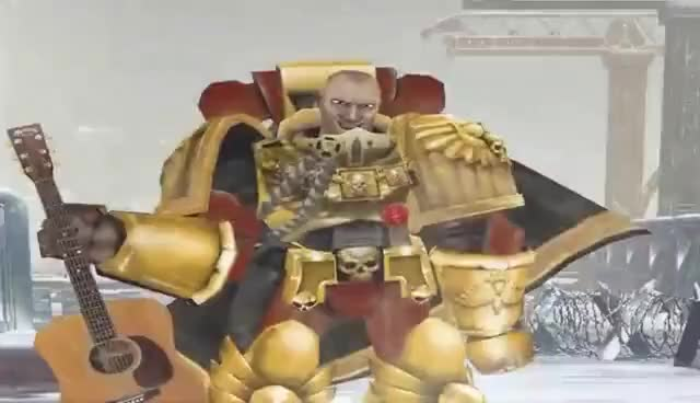 Watch Jam Time GIF on Gfycat. Discover more Warhammer 40k GIFs on Gfycat
