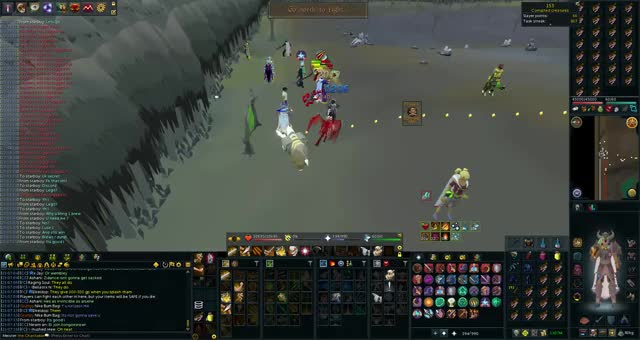Watch and share RuneScape 31 01 2018 23 07 18 GIFs on Gfycat