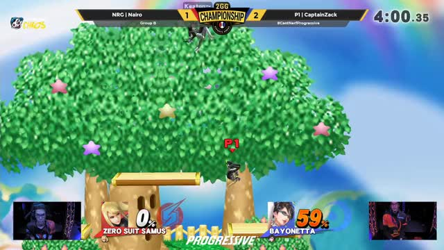 2GGaming Playing Super Smash Bros. for Wii U - Twitch Clips