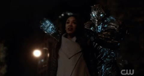 Watch and share The Fastest Man Alive Isn't Fast Enough To Save Iris. GIFs on Gfycat