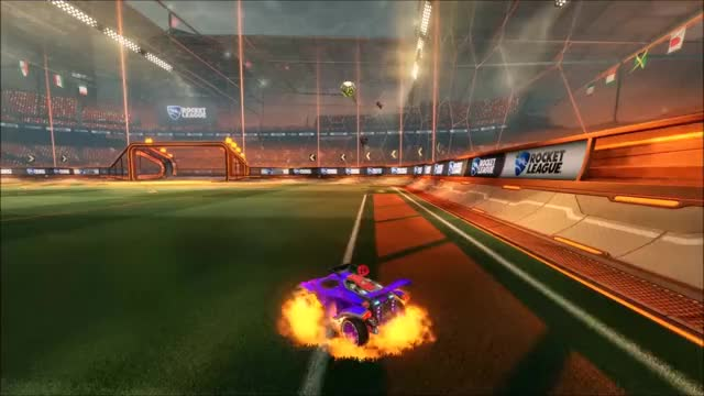 Watch What a save! Nice Shot! GIF on Gfycat. Discover more funny, rocket league, rocketleague GIFs on Gfycat