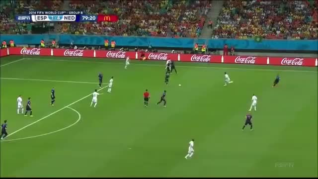 Watch and share Robben Amazing Goal Vs Spain In The World Cup 2014 GIFs by footballfacts on Gfycat