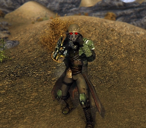 Fallout, Fallout nv, Unarmed, fnv, gifs, industrial hand, weapons, Prepare for Fallout GIFs