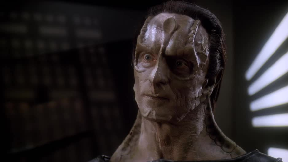 Star Trek: DS9, Dukat Loop GIFs