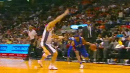 Watch and share Allen Iverson — Detroit Pistons GIFs by Off-Hand on Gfycat