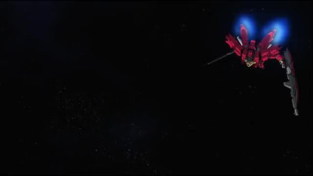 Watch and share Gundam Unicorn OVA 5 END - RE:0096 Ep 15 GIFs by Helam Sirrine on Gfycat
