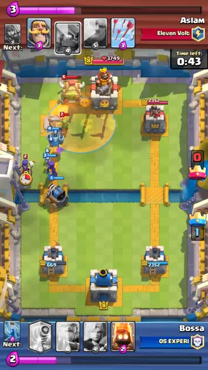 Watch and share Clash Royale - Instant Giant Death GIFs by b0ssa on Gfycat