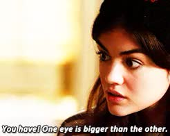 Watch and share Pretty Little Liars GIFs and Aria Montgomery GIFs on Gfycat