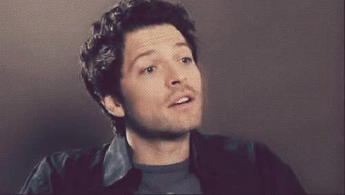 Watch and share Misha Collins GIFs and Just Can't GIFs on Gfycat
