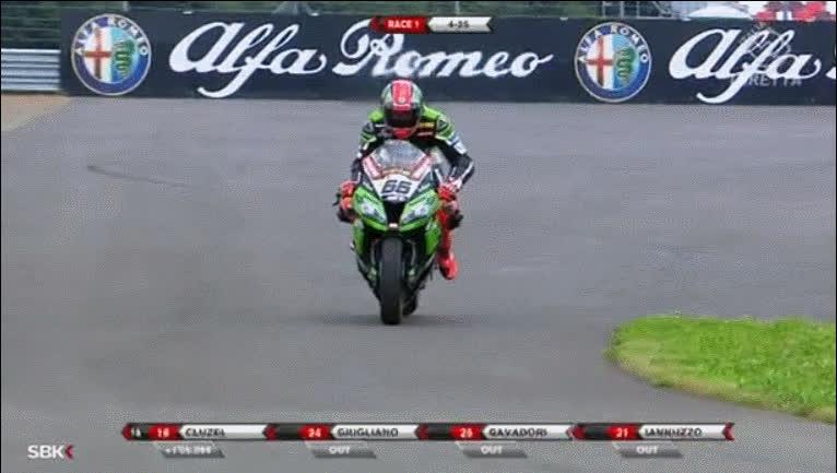 kawasaki MotoGP GIFs