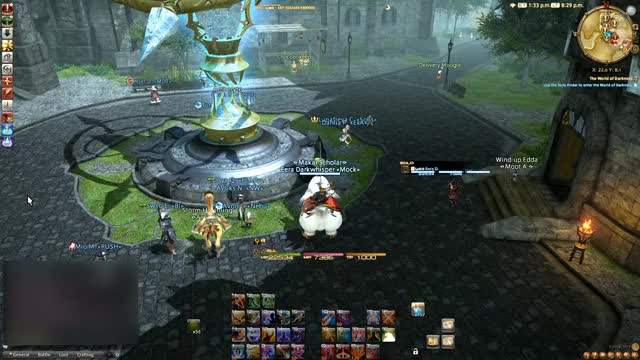 Watch FF14 teleport bots GIF on Gfycat. Discover more related GIFs on Gfycat