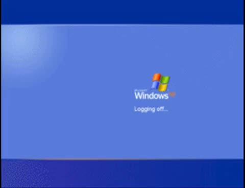 Watch and share Windows Xp Shutdown GIFs on Gfycat