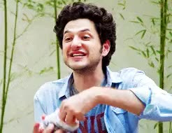 Watch and share Ben Schwartz GIFs and Jean Ralphio GIFs on Gfycat