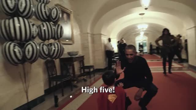 Watch and share Barack Obama GIFs and High Five GIFs on Gfycat
