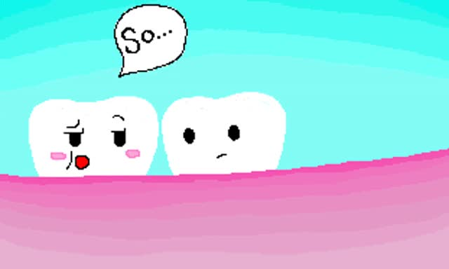 Watch and share Wisdom Tooth (took Foreverrrrrr) GIFs on Gfycat