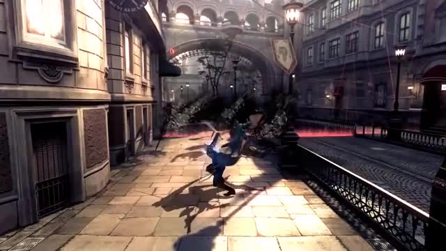 Watch Vergil makes summoned swords explode with a sheathe GIF by ColdVergil (@coldvergil) on Gfycat. Discover more DevilMayCry, devilmaycry GIFs on Gfycat