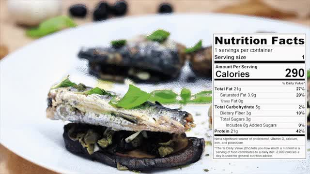 Watch Sardines and Eggplants GIF by NaturallyStrong.me (@naturallystrong) on Gfycat. Discover more keto, ketogains, lchf GIFs on Gfycat