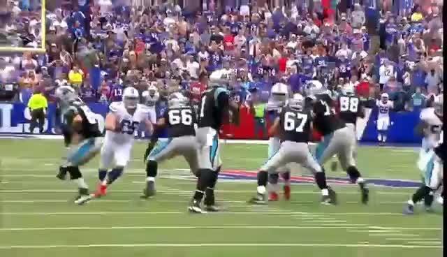 Bills, Sack Panthers GIFs