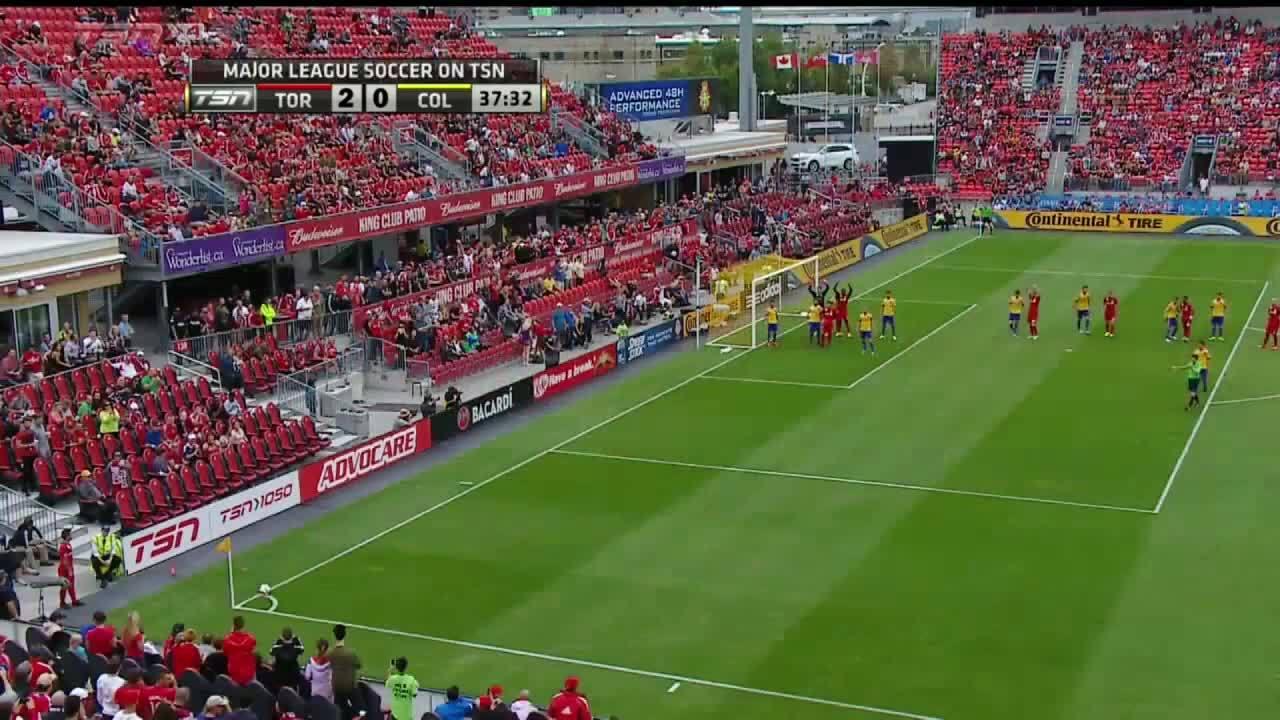Damien Perquis Goal vs. Colorado GIFs