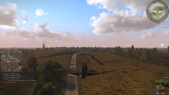 King Of The Hill 1944 - Dogfighting : arma