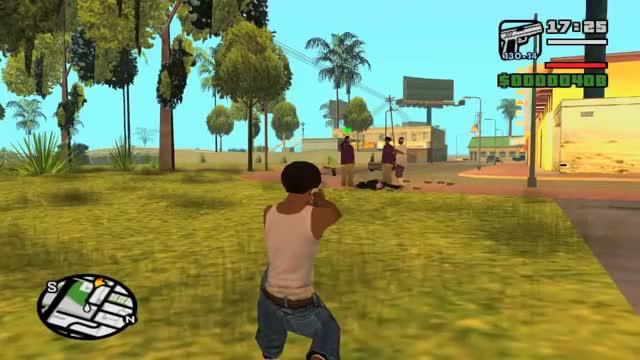 Watch and share GTA San Andreas #03 Matando Traficantes GIFs on Gfycat