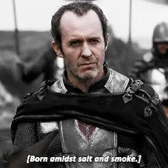 Watch and share Stephen Dillane GIFs and Game Of Thrones GIFs on Gfycat