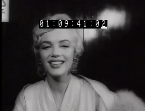 Watch Marilyn Monroe Newsreel Clips 1954-1962 with John F. Kennedy Joe DiMaggio and Arthur Miller GIF on Gfycat. Discover more related GIFs on Gfycat
