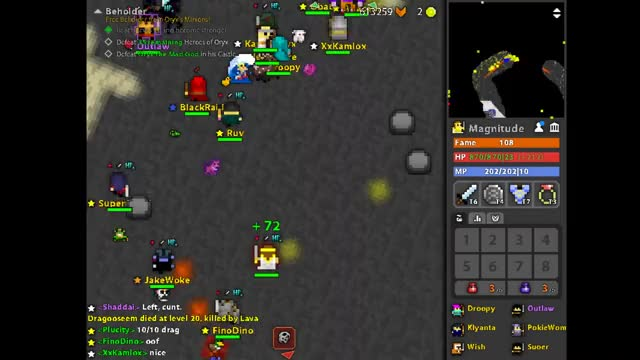 Watch and share Rotmg- Dancing With The Stars GIFs on Gfycat