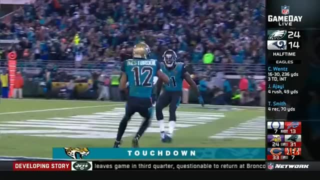 Watch and share Dede Westbrook Touchdown Celebration GIFs on Gfycat