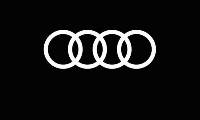 Watch and share Audi-logo-social-distancing GIFs by espesp on Gfycat