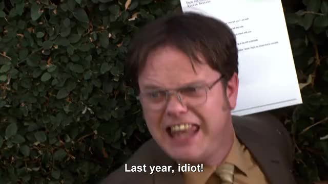Watch and share Dwight Schrute GIFs and Rainn Wilson GIFs on Gfycat