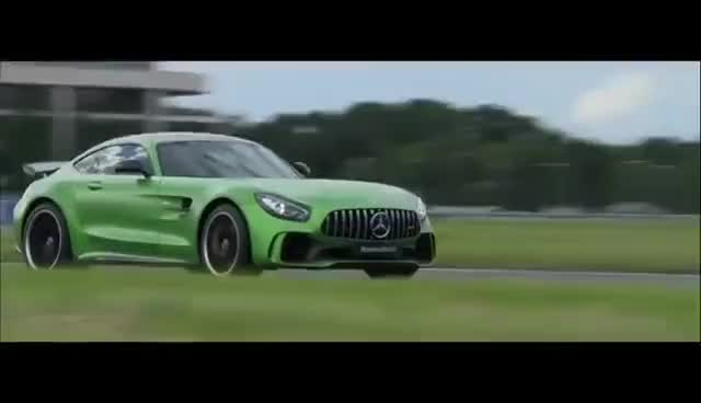 Watch and share First Look | Mercedes AMG GTR | Cars In Numbers [Accelerations & Drifting] GIFs on Gfycat