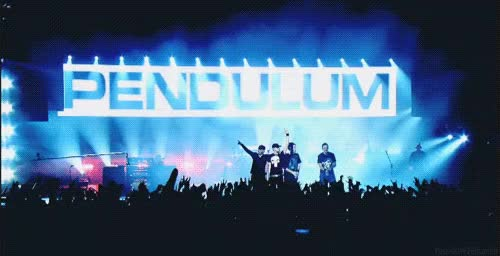 Watch and share Gif Music Rock Concert Dance Gig Pendulum Pendulum Gif GIFs on Gfycat