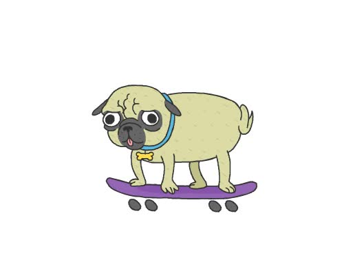 Watch and share Pug P GIFs on Gfycat