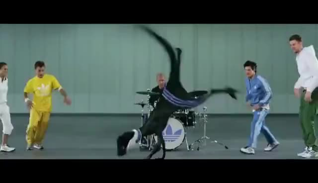 Watch and share Adidas Bboy MEGA Commercial GIFs on Gfycat