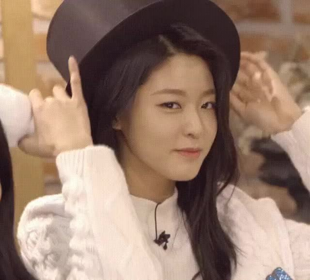 Watch and share Seolhyun GIFs on Gfycat