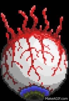 Watch and share Demon Eye (Terraria) GIFs on Gfycat