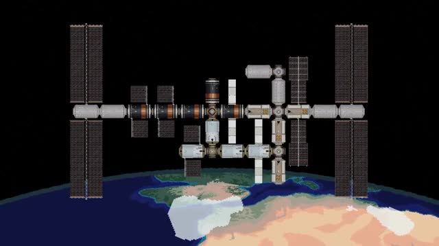 Watch and share Space Station GIFs and Games GIFs by wheresmydanish on Gfycat