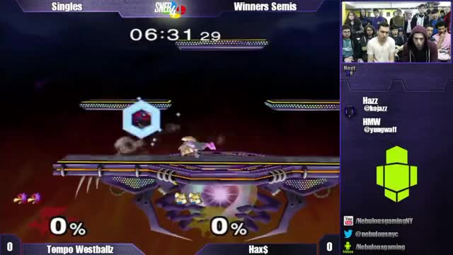 Watch EMG Super Smash Bros. Play of the Week 2016 - Episode 13 GIF on Gfycat. Discover more amsa, grsmash, leffen GIFs on Gfycat