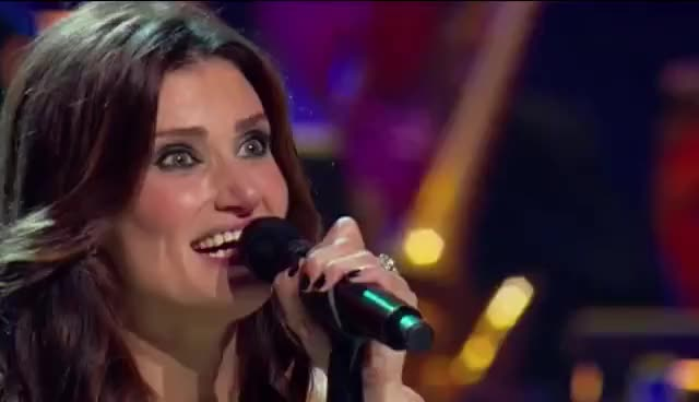 Watch this idina menzel GIF on Gfycat. Discover more defying gravity, idina menzel, music, singing GIFs on Gfycat