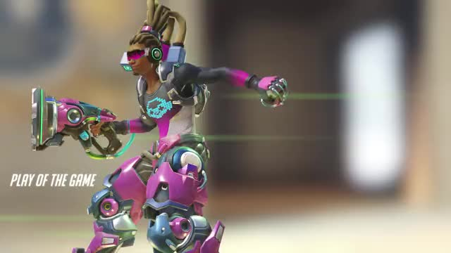 Watch and share Overwatch GIFs and Lucio GIFs by jalphaneera on Gfycat