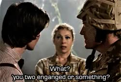 Watch and share Flesh And Stone GIFs and Alex Kingston GIFs on Gfycat